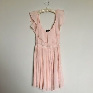 Guess Los Angeles size 2 pink dress